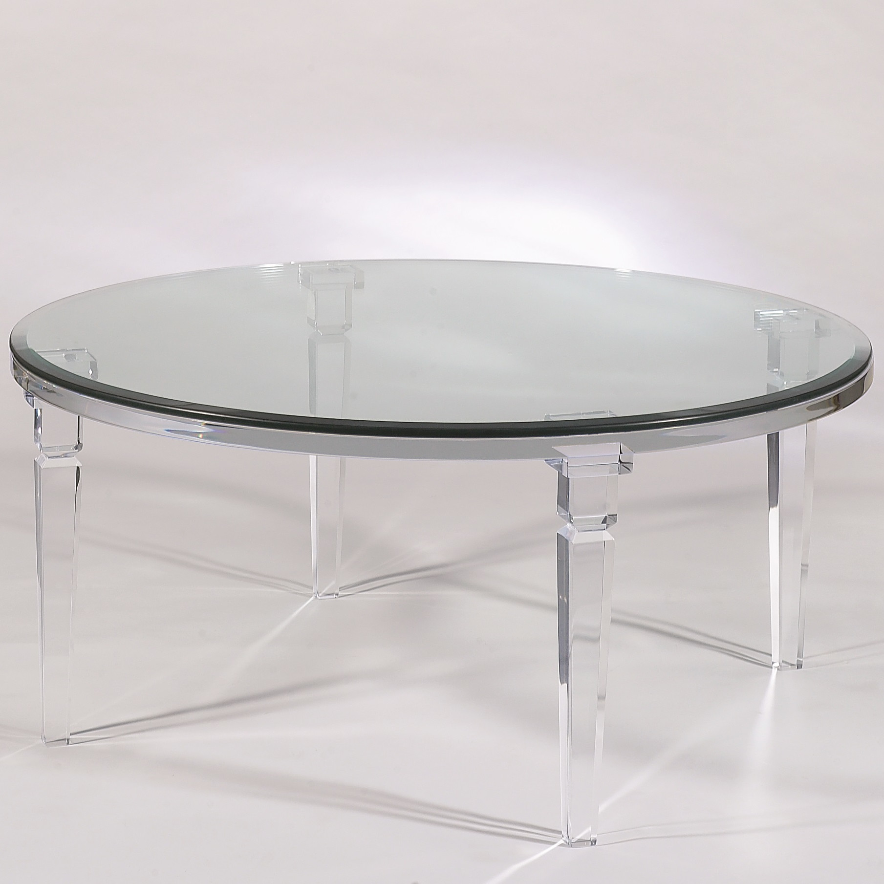 Cute Acrylic Coffee Table For Home Furniture With Clear Acrylic Coffee Table