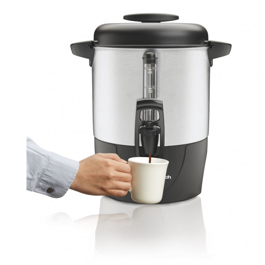 Cute Coffee Urn For Kitchen And Dining Room Ideas With Stainless Steel Coffee Urn