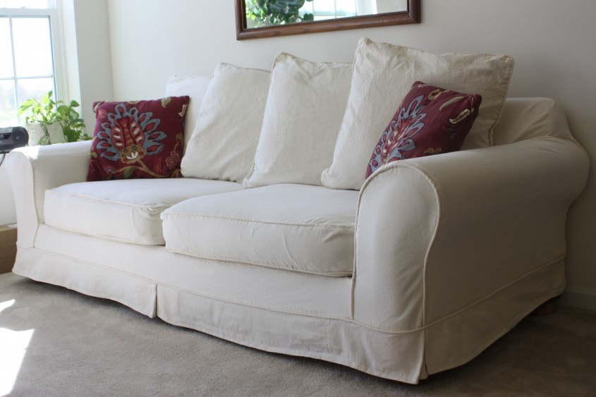 Cute Couch Covers With Cushions For Sectionals  For Living Room With Furniture Covers For Sectionals