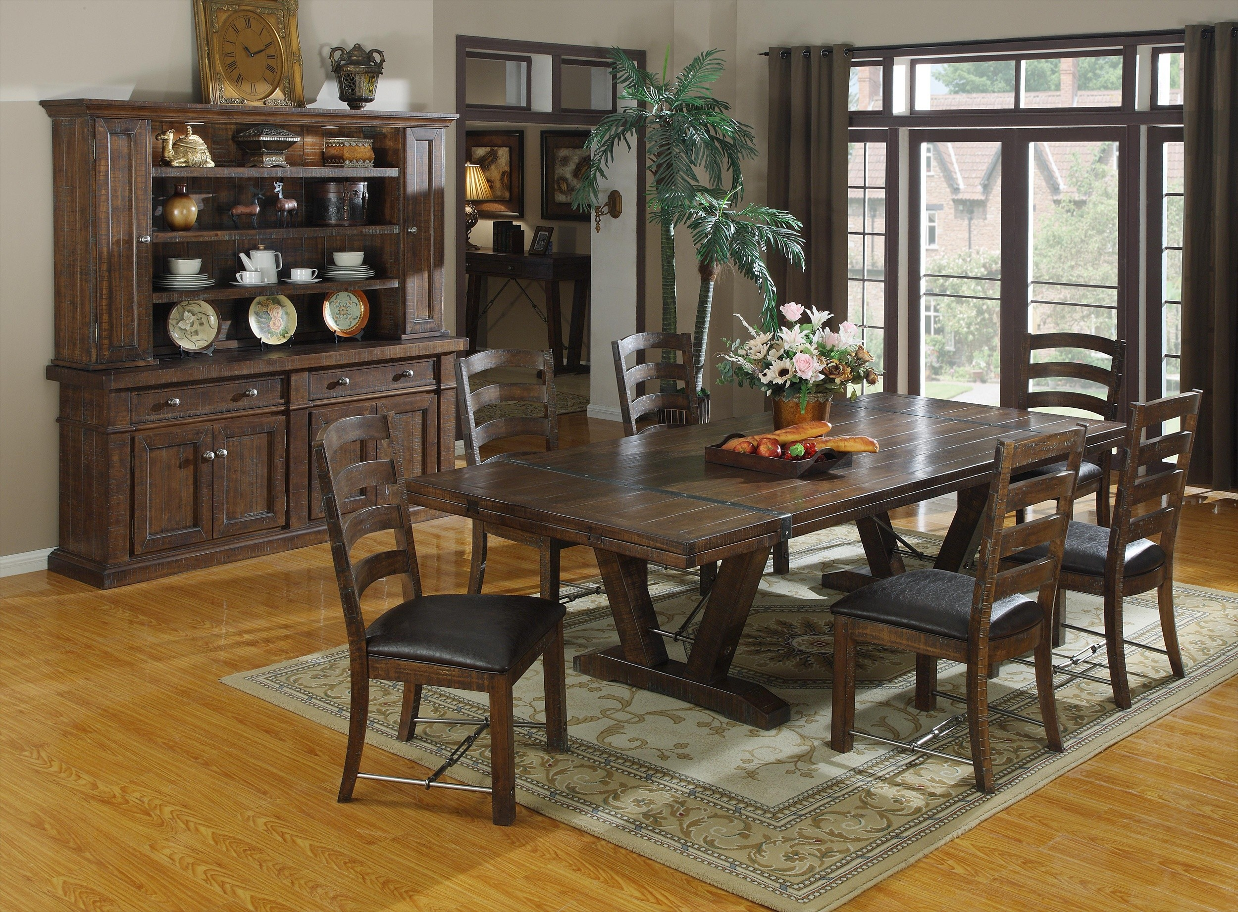 Best Formal Dining Room Sets For Home Design: Cute Formal Dining Room Sets  With Buffet