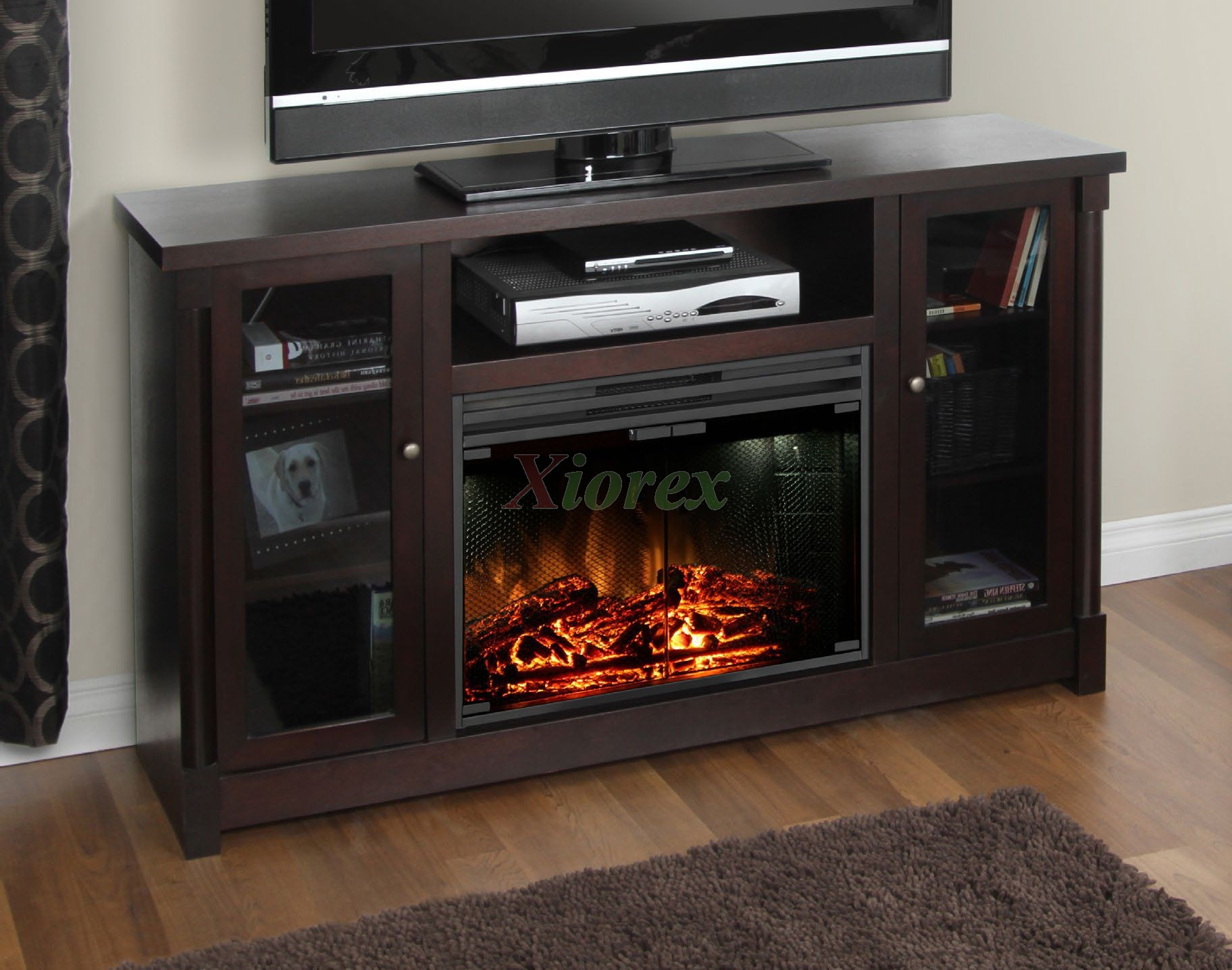 Cute muskoka electric fireplace for home furniture with muskoka electric fireplace insert