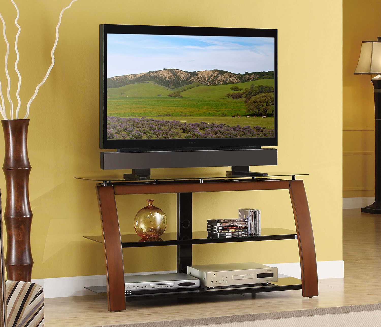 Cute whalen tv stand for home furniture design with whalen 3-in-1 tv stand