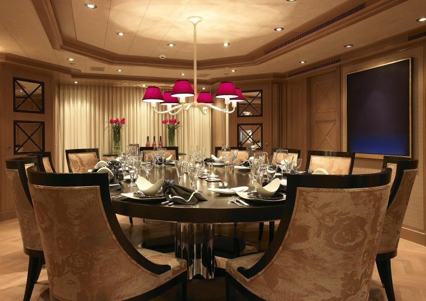 Dazzling Formal Dining Room Sets With Buffet And Ceiling Light For Home Design With Modern Formal Dining Room Sets