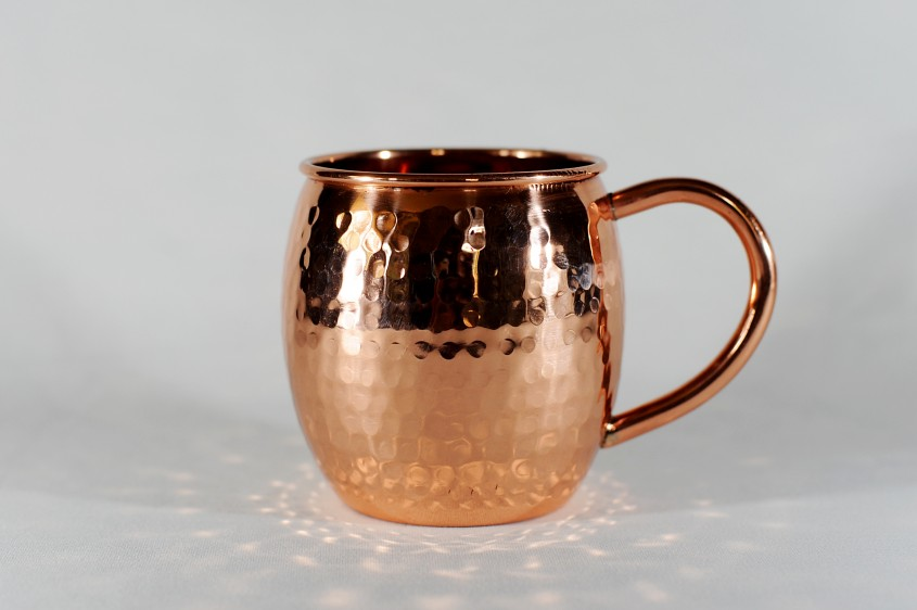 Dazzling Hammered Copper Mugs For Unique Furniture With Hammered Copper Moscow Mule Mugs