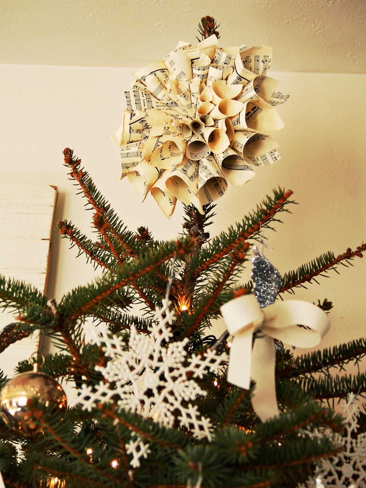 Dazzling tree topper for home accessories ideas with christmas tree toppers