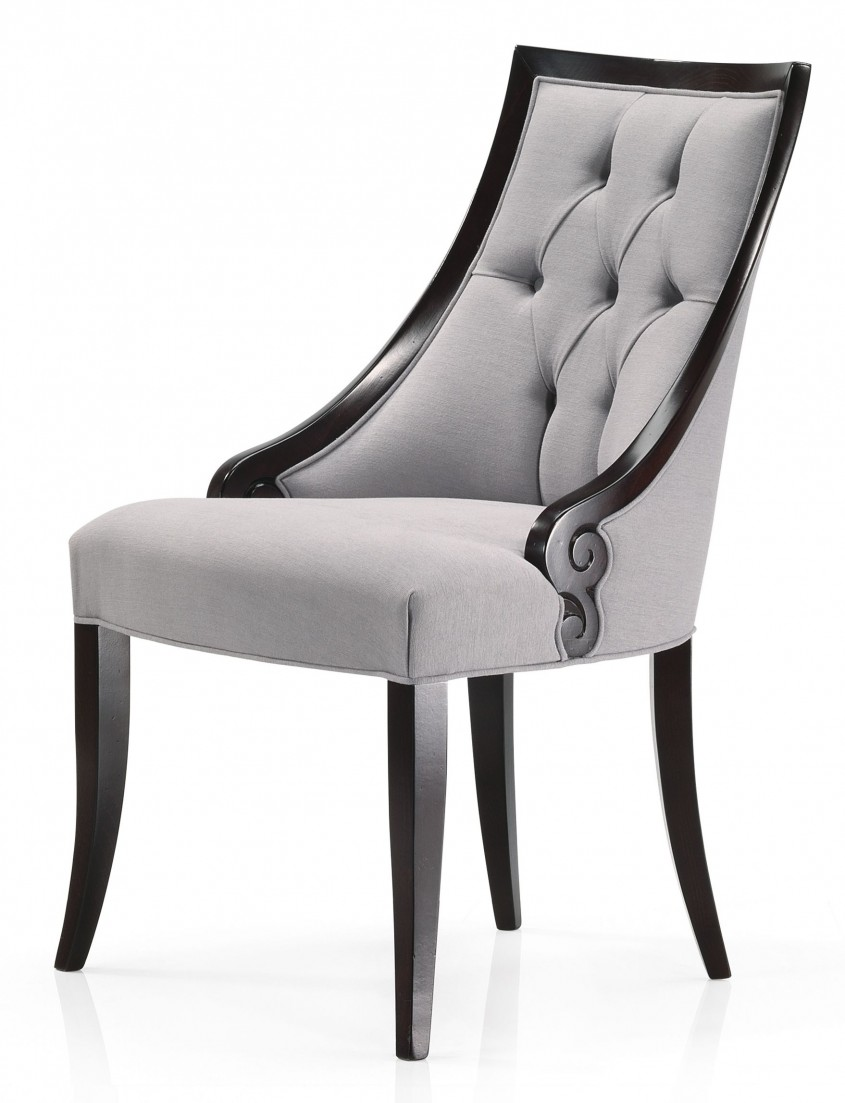 Dazzling Upholstered Dining Chairs For Dining Room With Upholstered Dining Room Chairs
