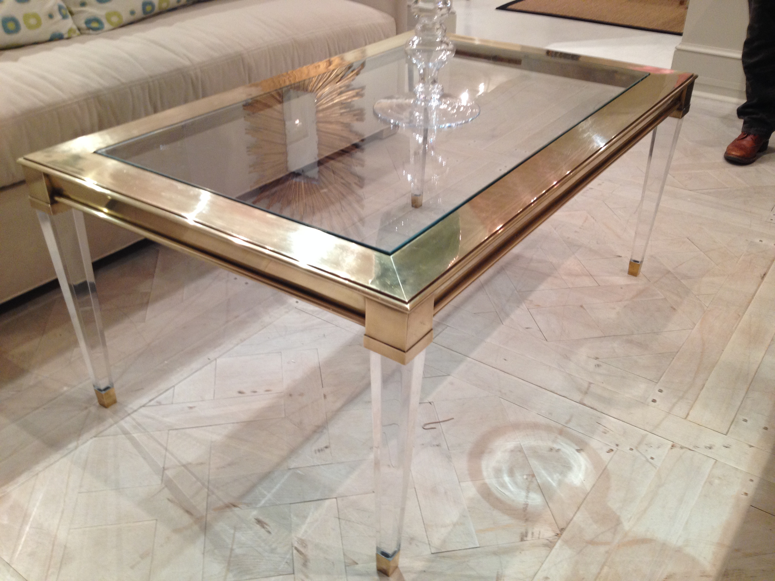 Living Room Design Fantastic Acrylic Coffee Table For Home