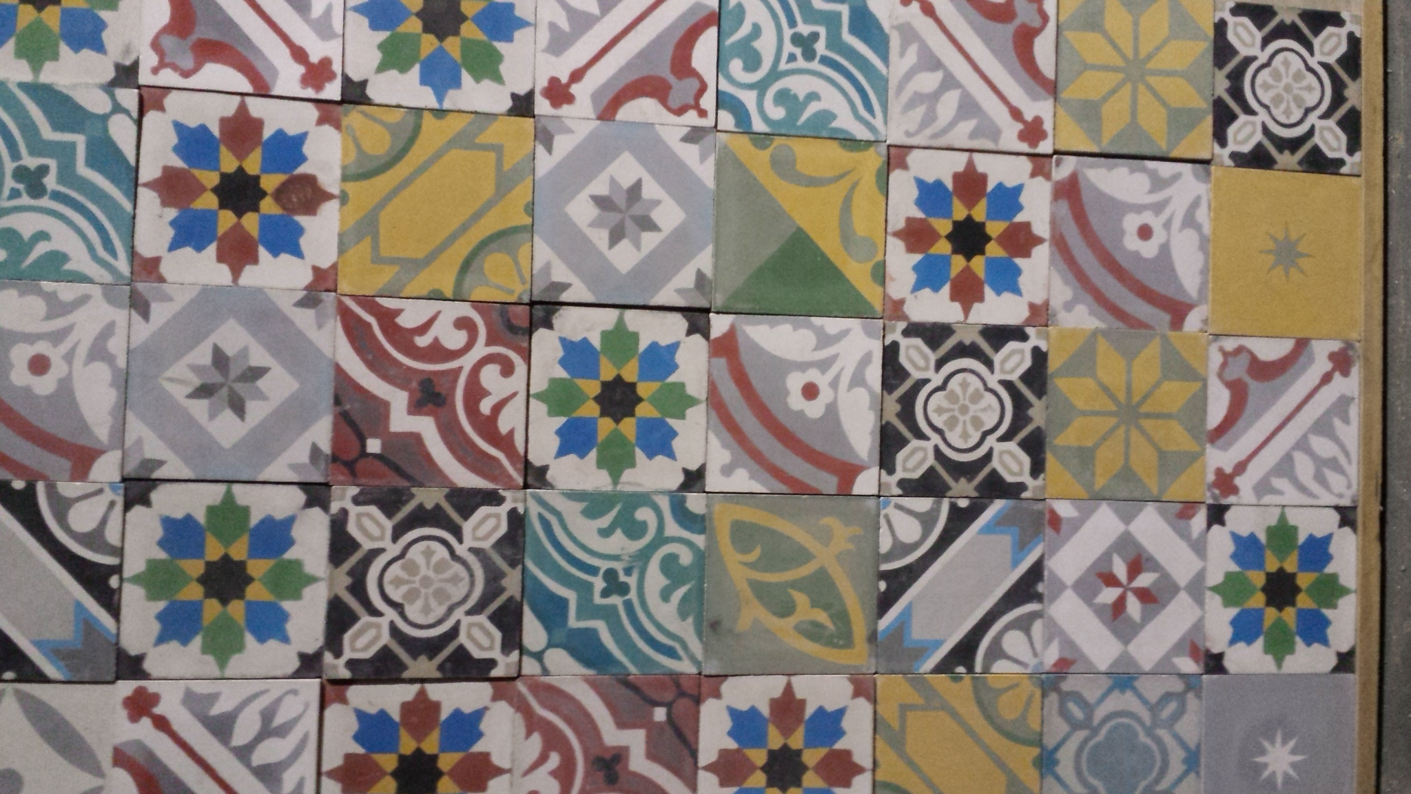 Elegant moroccan tile for floor decor ideas with moroccan tile backsplash