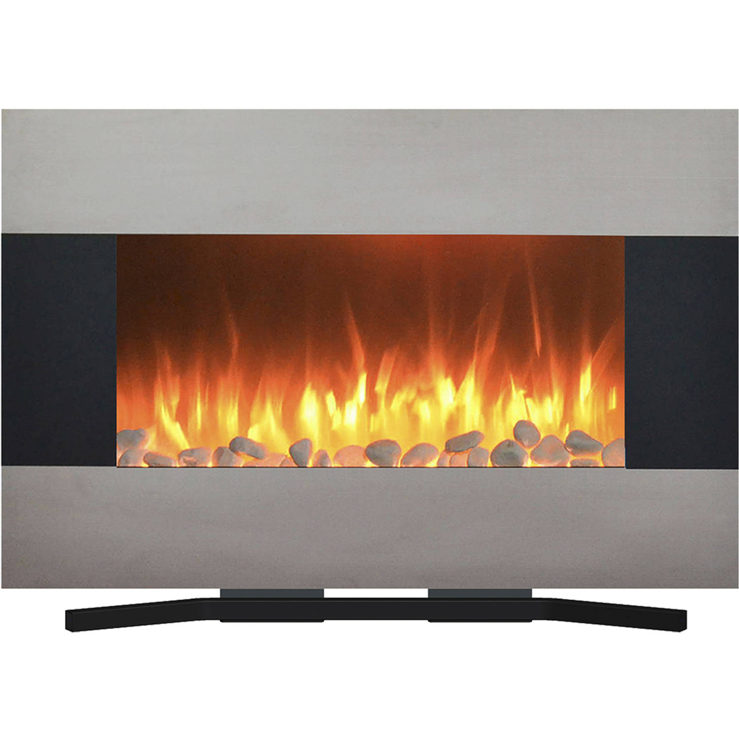 Elegant muskoka electric fireplace for home furniture with muskoka electric fireplace insert