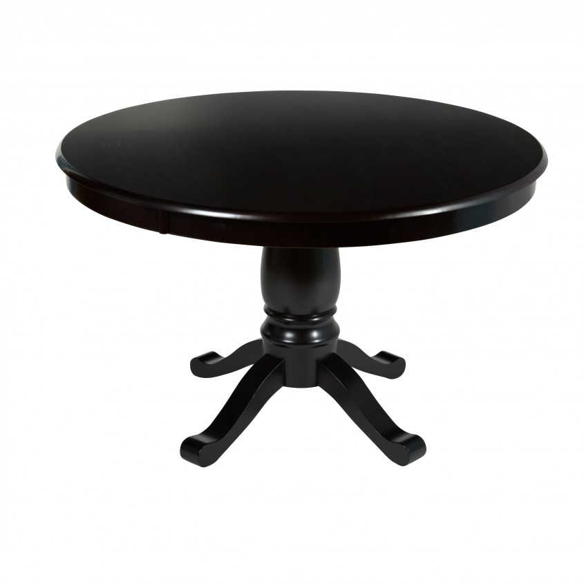 Elegant Pedestal Dining Table For Dining Room With Round Pedestal Dining Table
