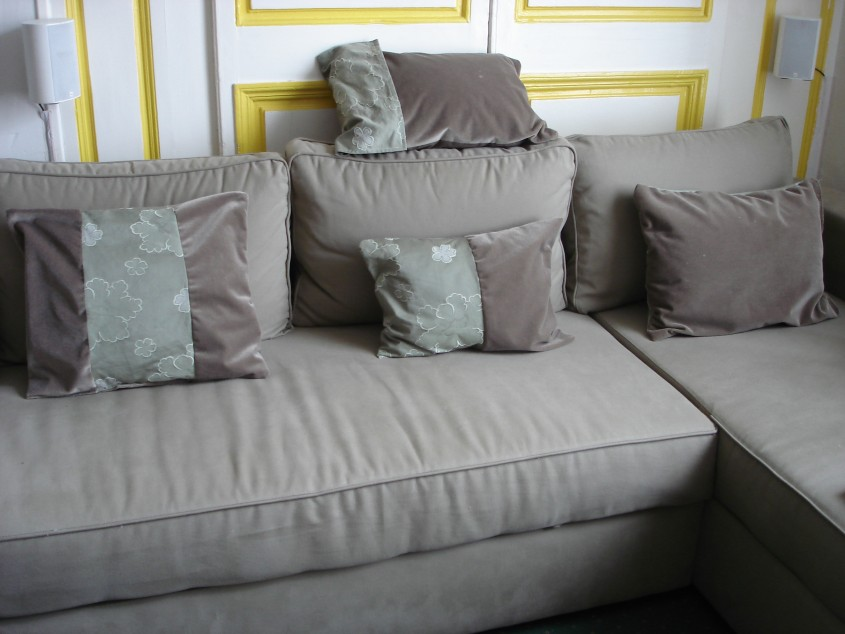 Excellent Couch Covers With Cushions For Sectionals  For Living Room With Furniture Covers For Sectionals