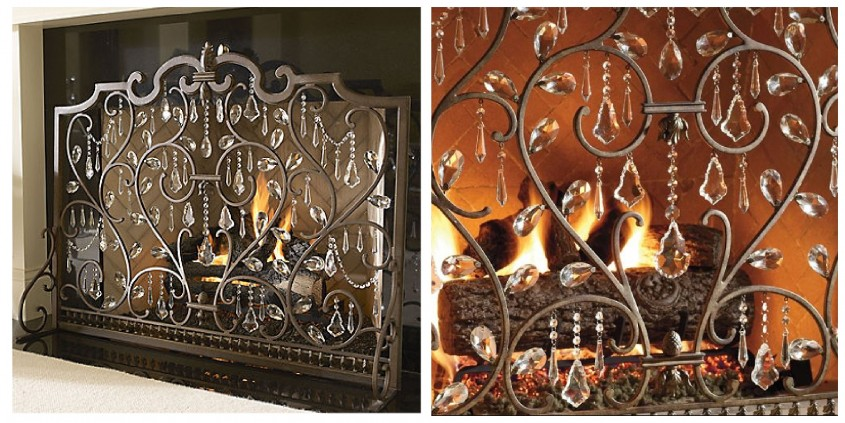 Excellent Fireplace Screen For Home Furniture With Decorative Fireplace Screens
