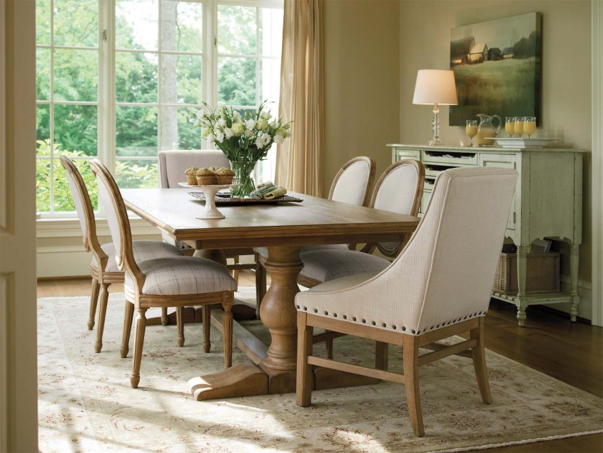 Excellent Formal Dining Room Sets With Buffet And Ceiling Light For Dining Room With Modern Formal Dining Room Sets