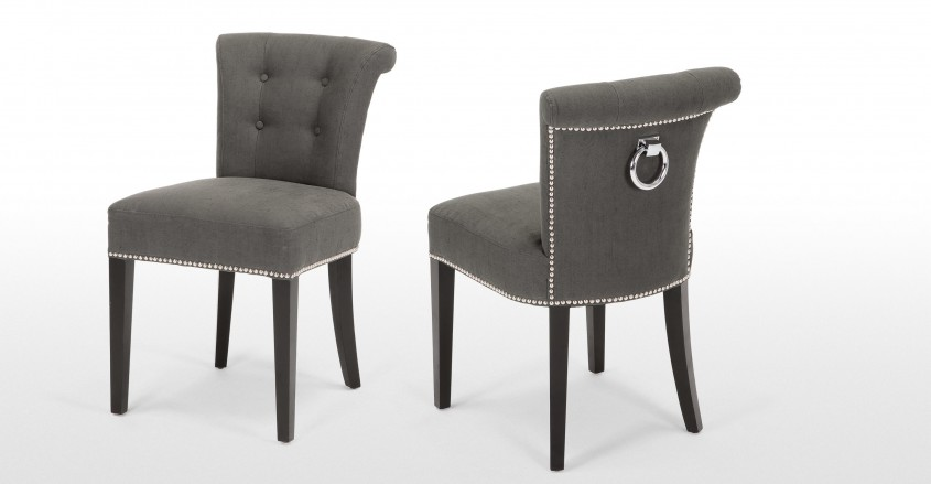 Excellent Upholstered Dining Chairs For Dining Room With Upholstered Dining Room Chairs