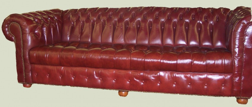 Exciting Tufted Leather Sofa For Living Room Design With Tufted Leather Sectional Sofa