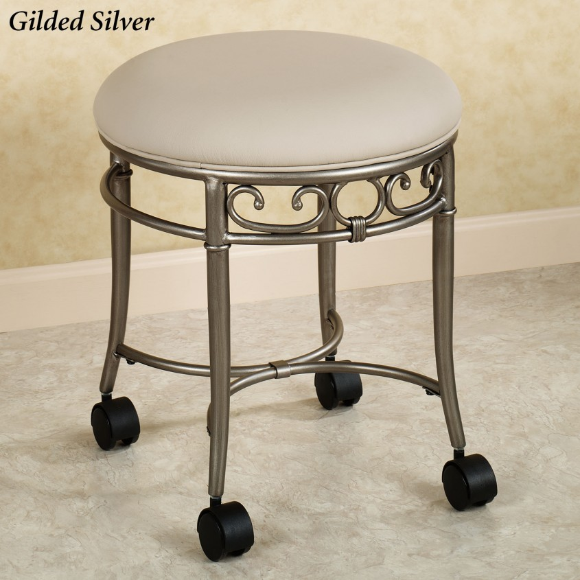 Exciting Vanity Stools For Home Furniture With Vanity Stool Ikea