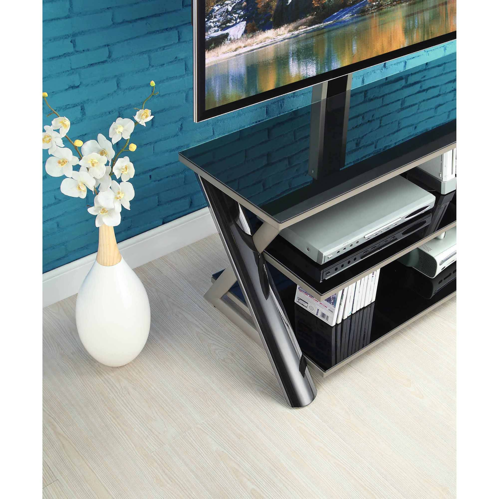 Exciting whalen tv stand for home furniture design with whalen 3-in-1 tv stand