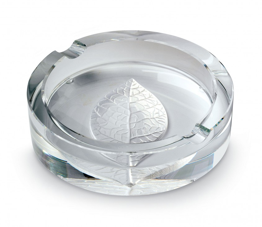 Exquisite Cigar Ashtray For Your Cigars With Crystal Cigar Ashtray