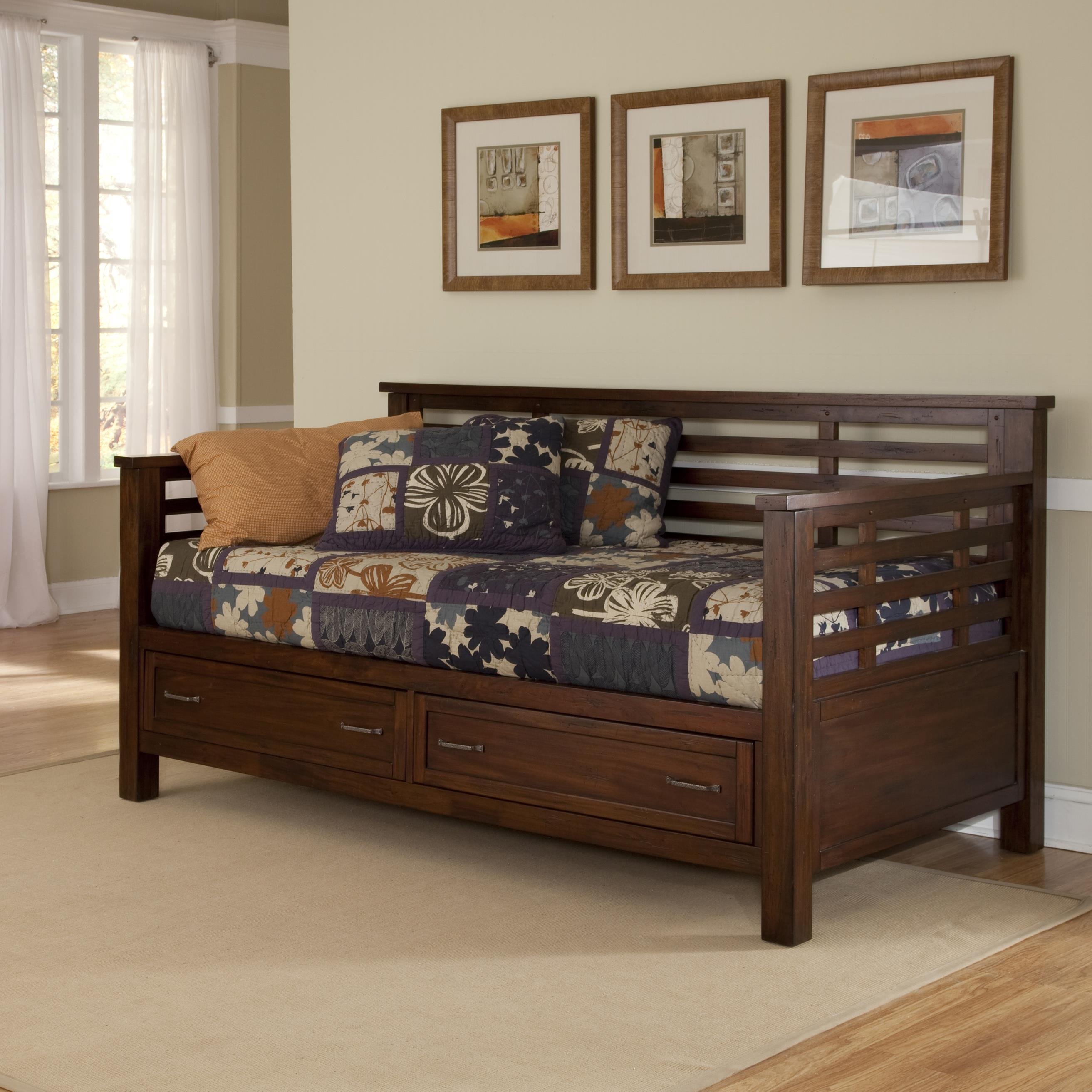Exquisite daybed with storage for small bedroom design with full size daybed with storage