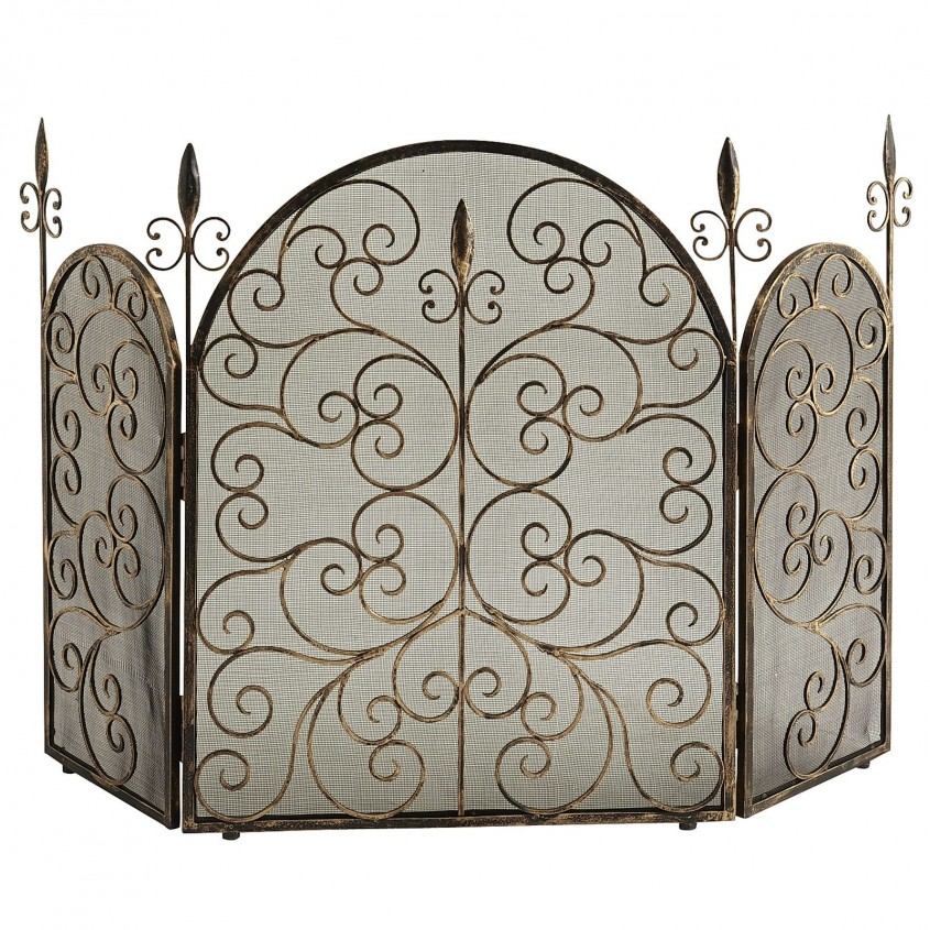 Exquisite Fireplace Screen For Home Furniture With Decorative Fireplace Screens