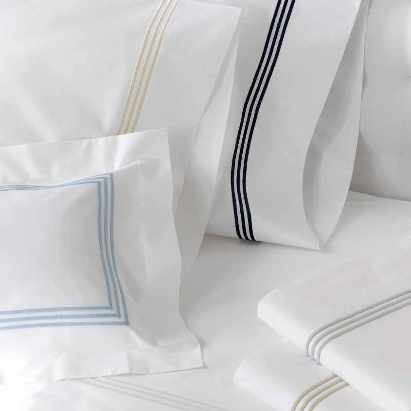 Exquisite Matouk Sheets With Pillows For Bedroom With Matouk Sheets Sale