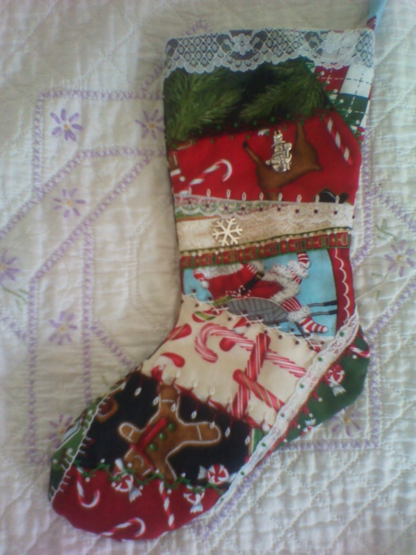 Exquisite Monogrammed Christmas Stockings For Christmas Decor Ideas With Monogram Christmas Stockings