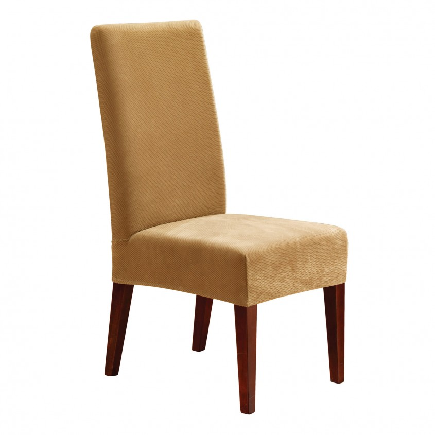 Exquisite Parson Chair Slipcover For Kitchen And Dining Room With Parsons Chair Slipcovers