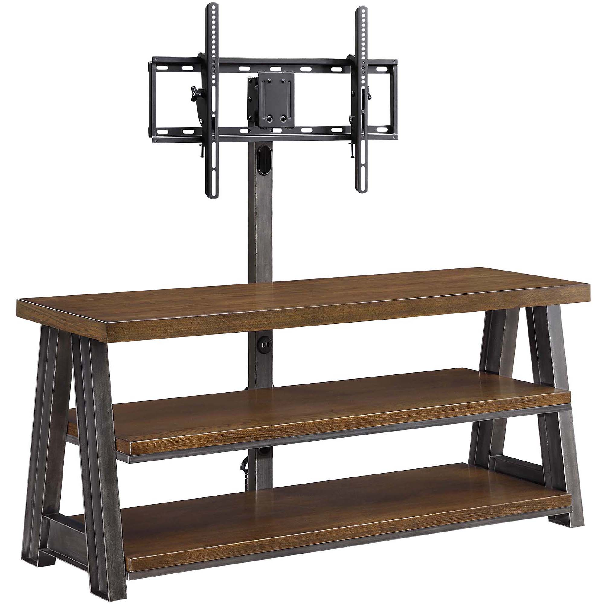 Exquisite whalen tv stand for furniture accessories design with whalen 3-in-1 tv stand