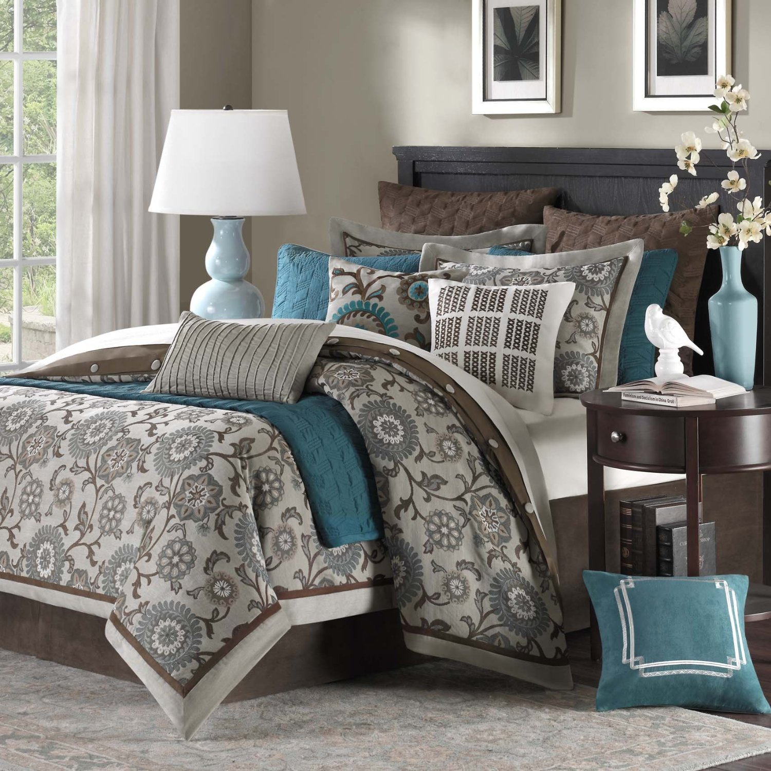 Extraordinary california king bedding for bedroom design with california king bed frame