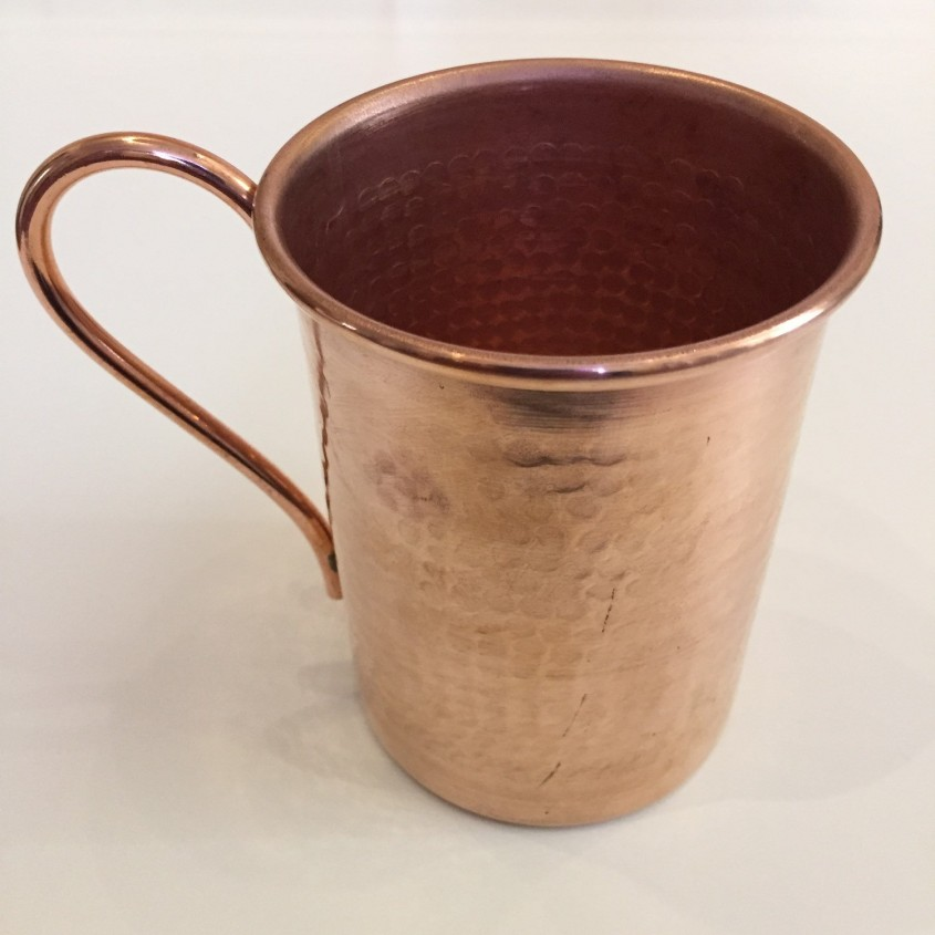 Extraordinary Hammered Copper Mugs For Unique Furniture With Hammered Copper Moscow Mule Mugs