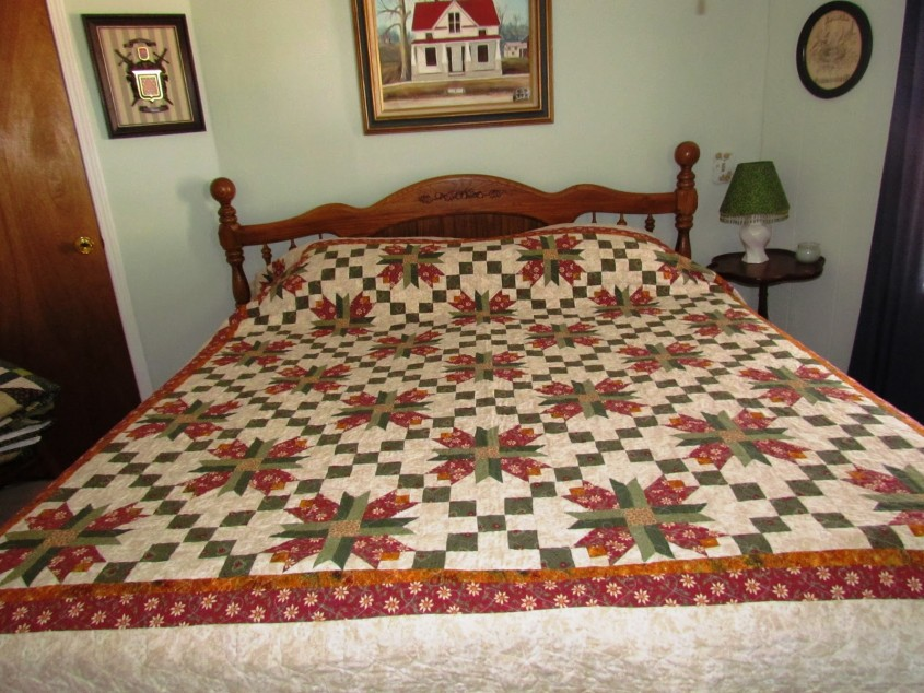 Extraordinary King Size Quilts For Modern Bedroom Design With King Size Quilt Dimensions