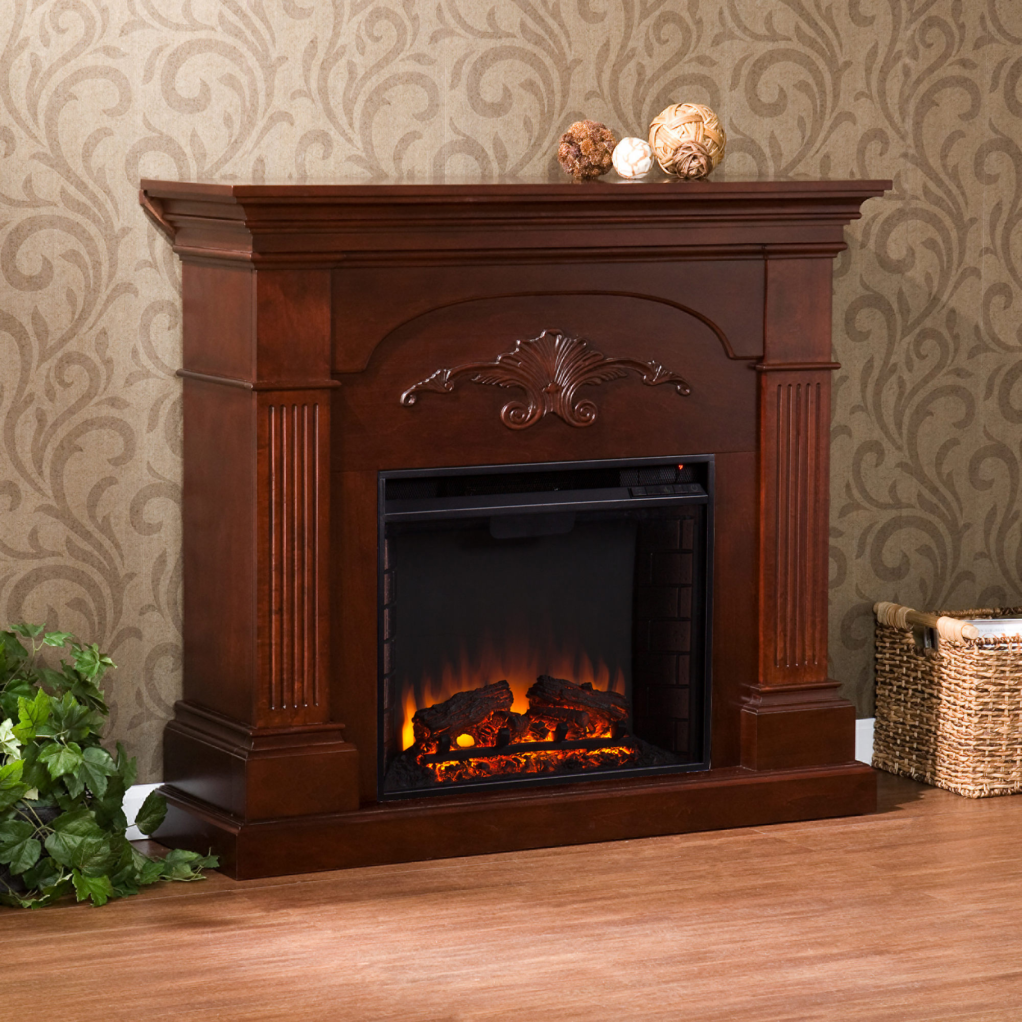 Fabulous muskoka electric fireplace for home furniture with muskoka electric fireplace insert
