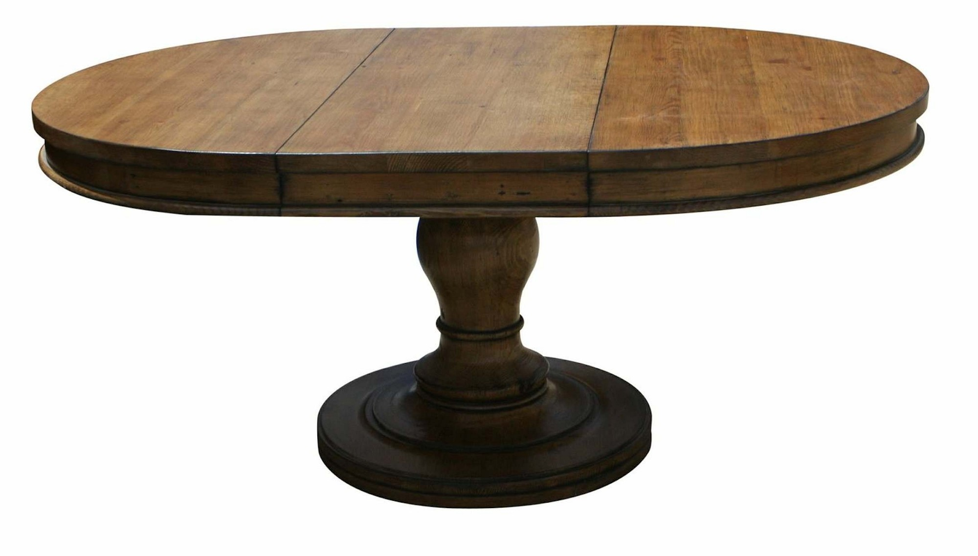 Fabulous pedestal dining table for dining room with round pedestal dining table