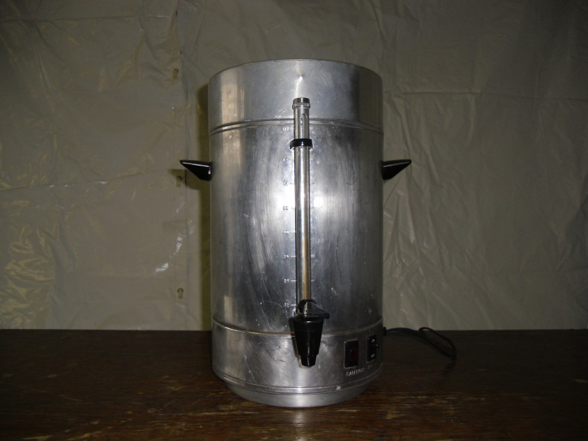 Fancy Coffee Urn For Kitchen And Dining Room Ideas With Stainless Steel Coffee Urn