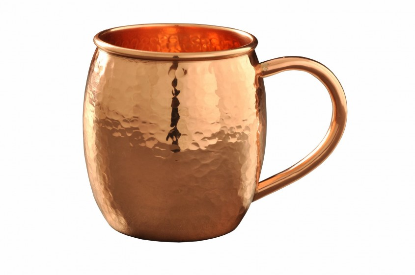 Fancy Hammered Copper Mugs For Unique Furniture With Hammered Copper Moscow Mule Mugs