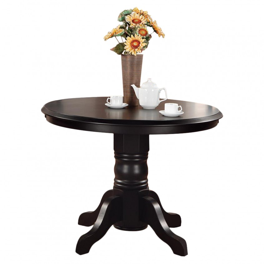 Fantastic Pedestal Dining Table For Dining Room With Round Pedestal Dining Table