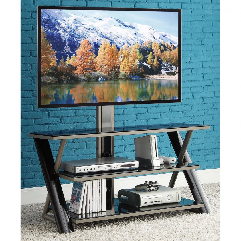 Fantastic Whalen Tv Stand For Home Furniture Design With Whalen 3 In 1 Tv Stand