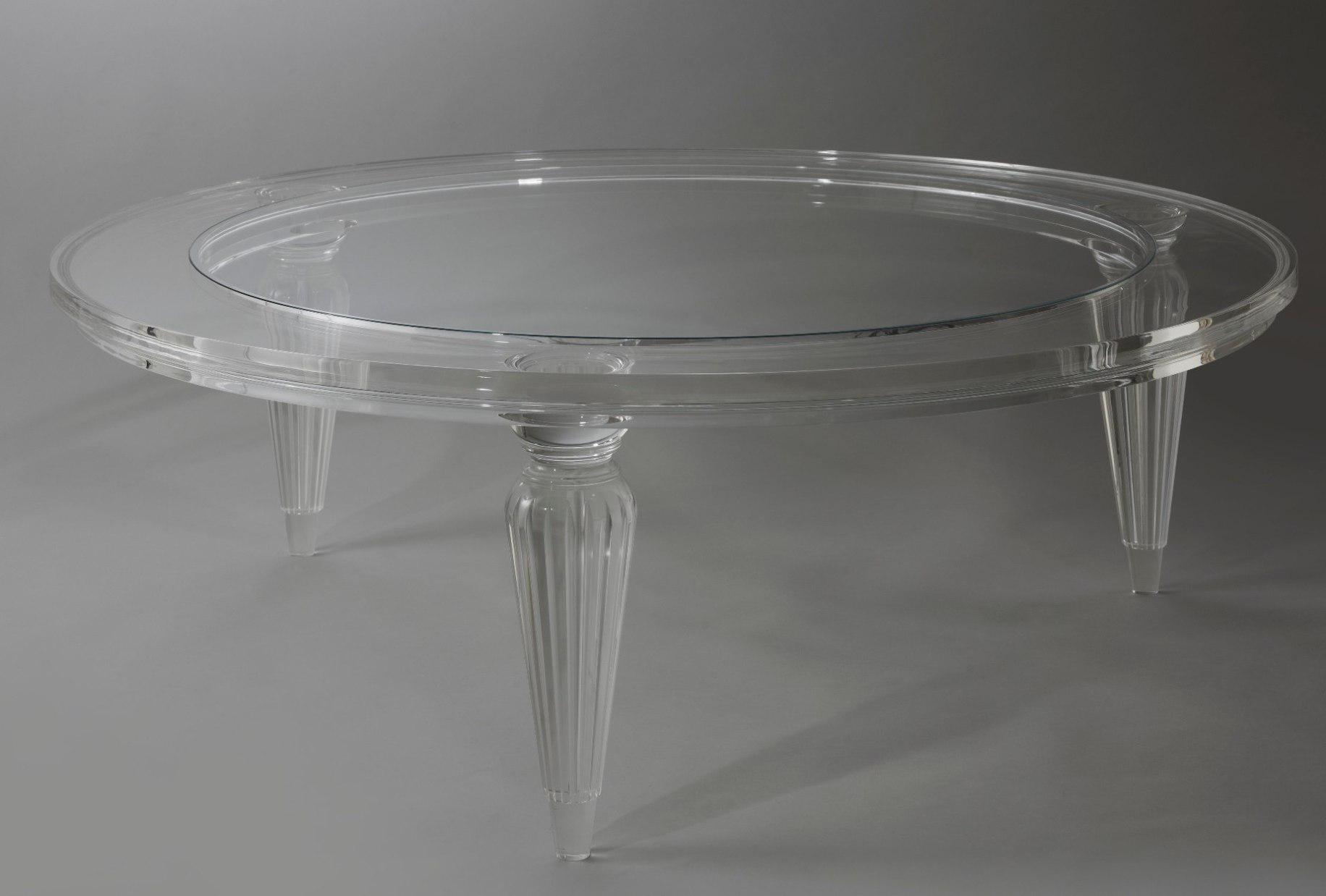 Fascinating acrylic coffee table for home furniture with clear acrylic coffee table