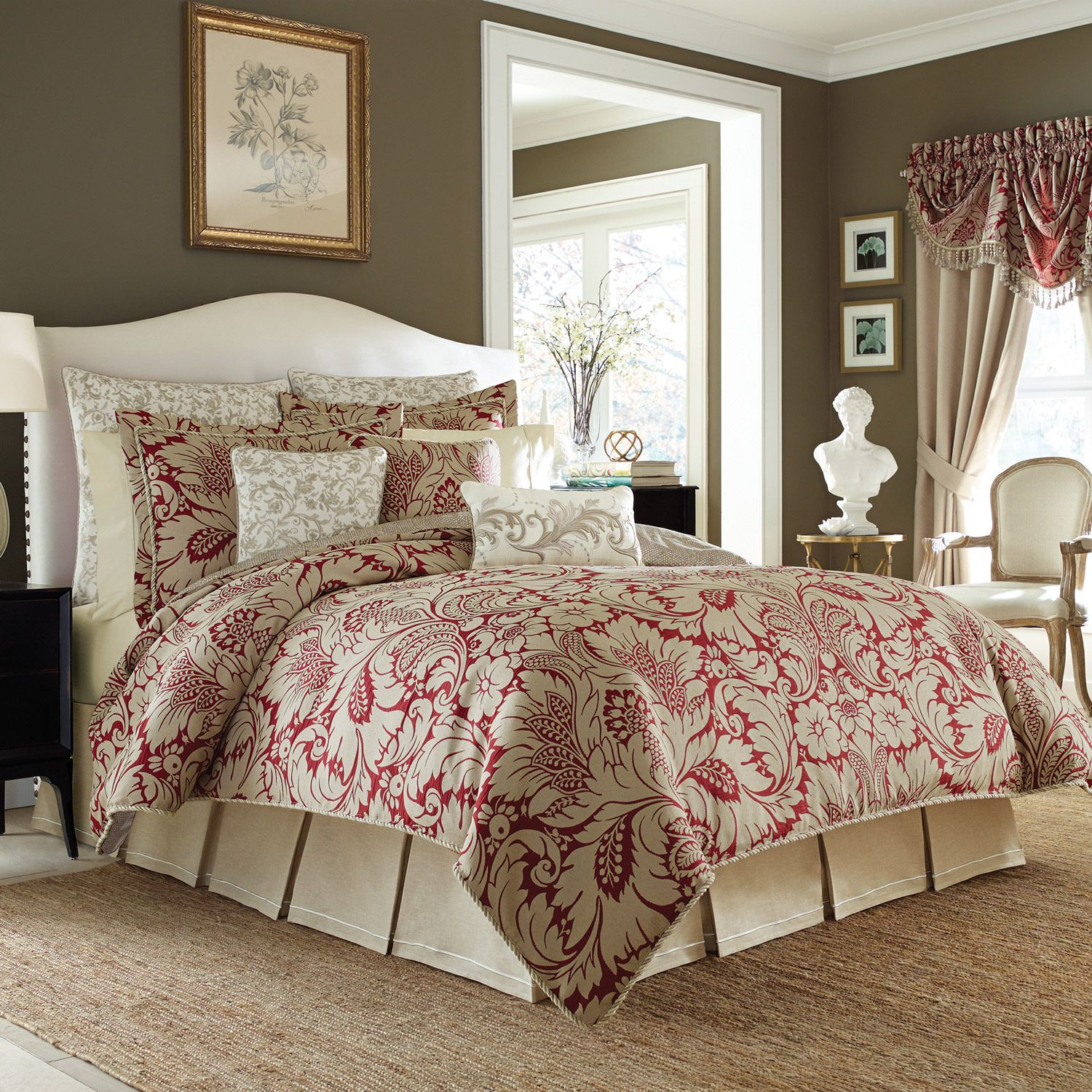 Fascinating california king bedding for bedroom design with california king bed frame