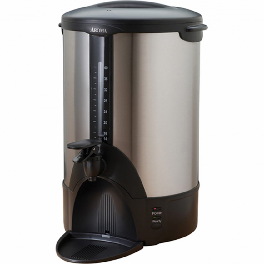 Fascinating Coffee Urn For Kitchen And Dining Room Ideas With Stainless Steel Coffee Urn