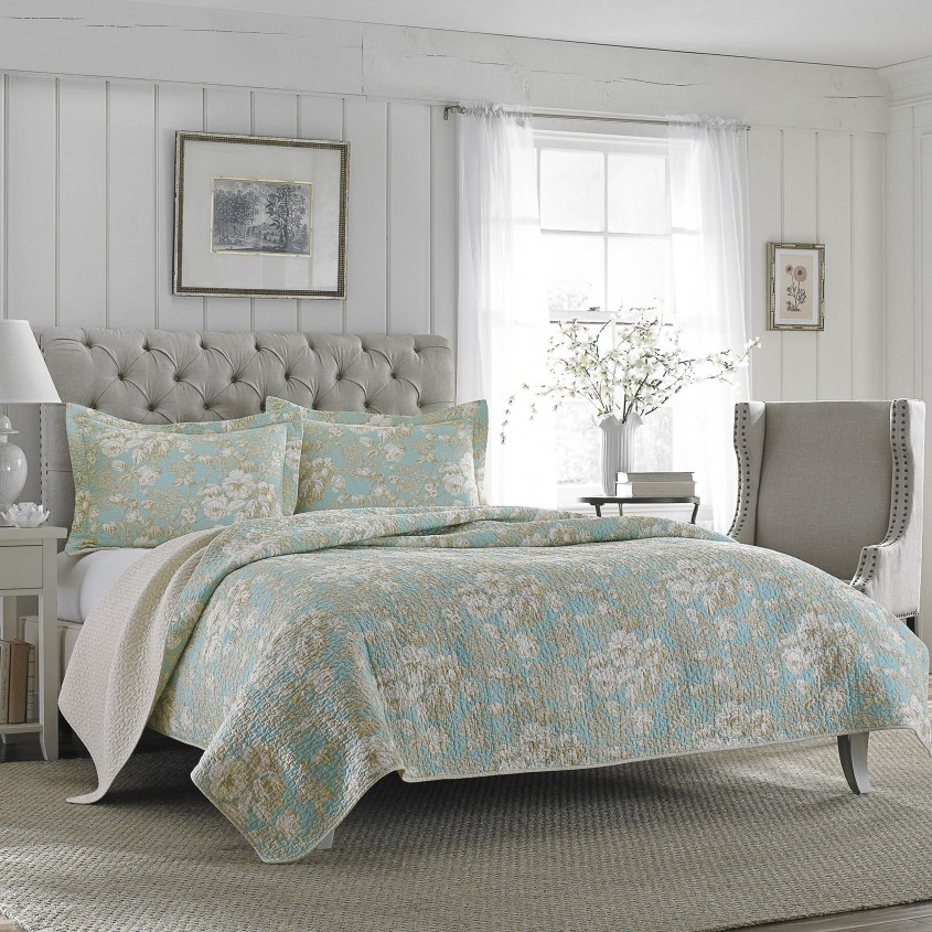 Fascinating Coverlets For Fantastic Bedroom Ideas With Matelasse Coverlet