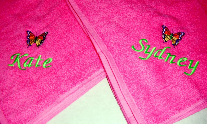 Fascinating Monogrammed Beach Towels For Outdoor Ideas With Beach Towels Monogrammed
