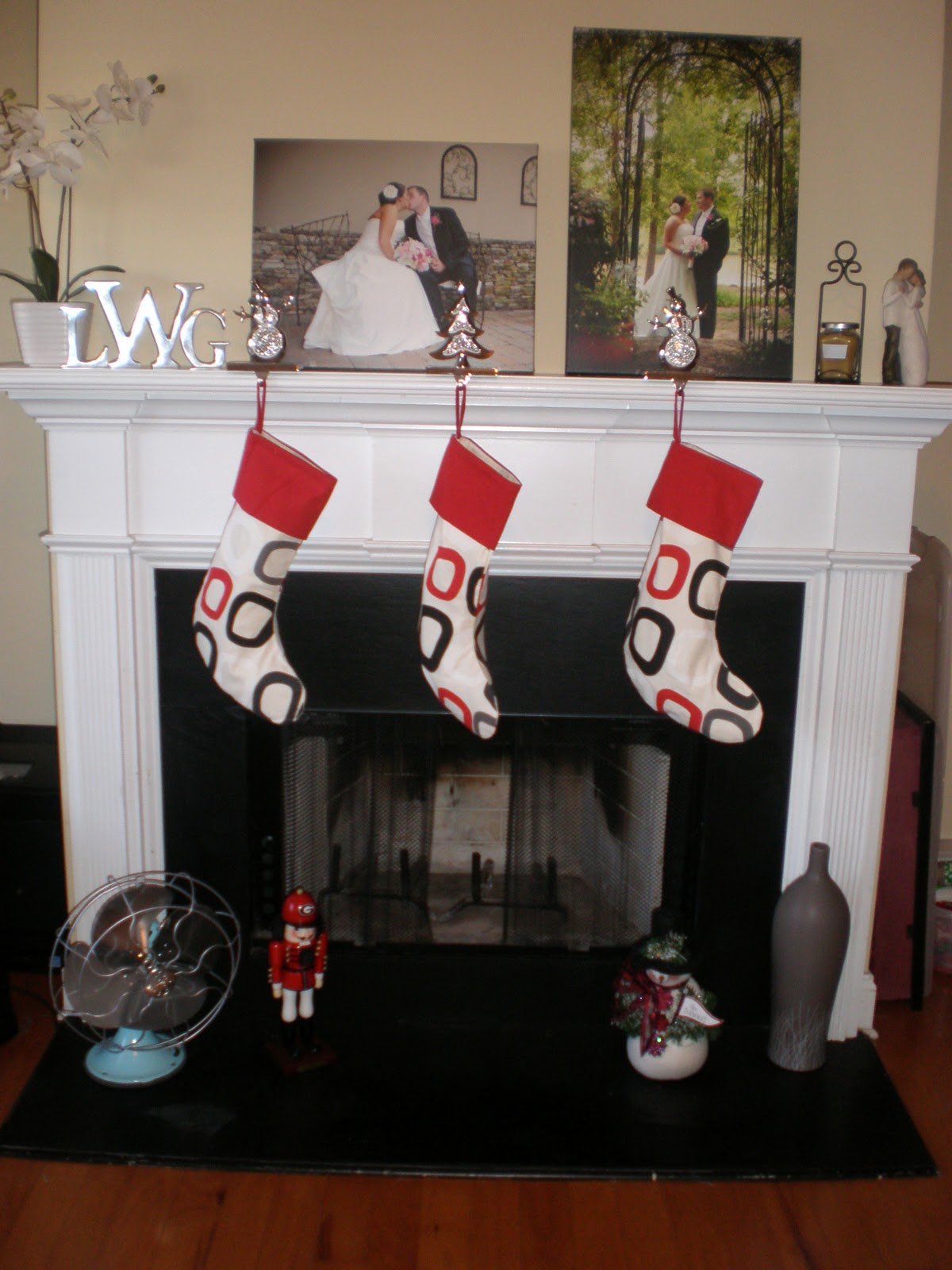 Fascinating monogrammed christmas stockings for christmas decor ideas with monogram christmas stockings
