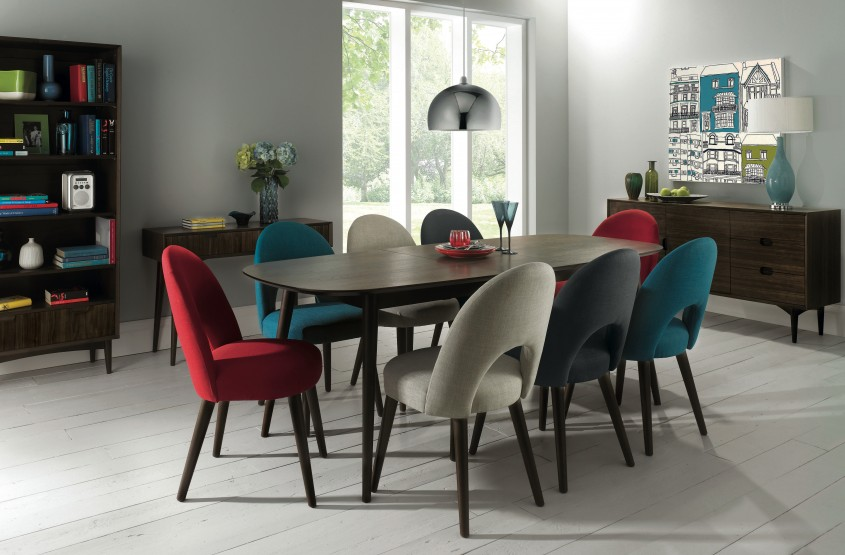 Fascinating Upholstered Dining Chairs For Dining Room With Upholstered Dining Room Chairs