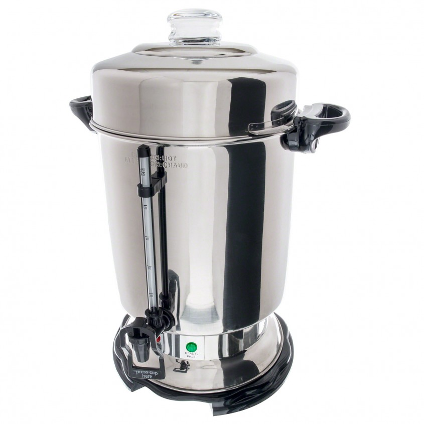 Gorgeous Coffee Urn For Kitchen And Dining Room Ideas With Stainless Steel Coffee Urn