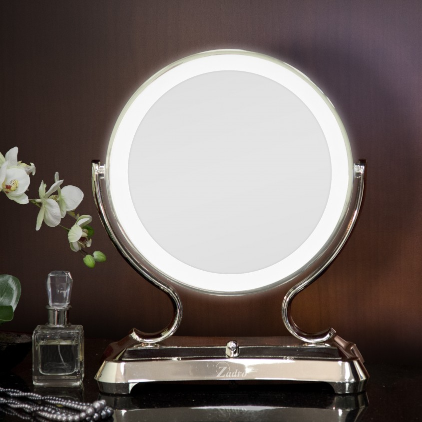 Gorgeous Conair Makeup Mirror For Furniture Accessories Ideas With Conair Double Sided Lighted Makeup Mirror