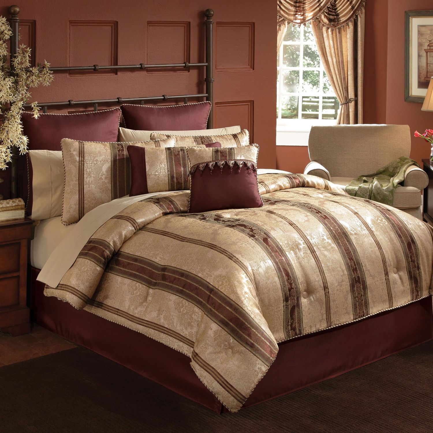 Great california king bedding for bedroom design with california king bed frame