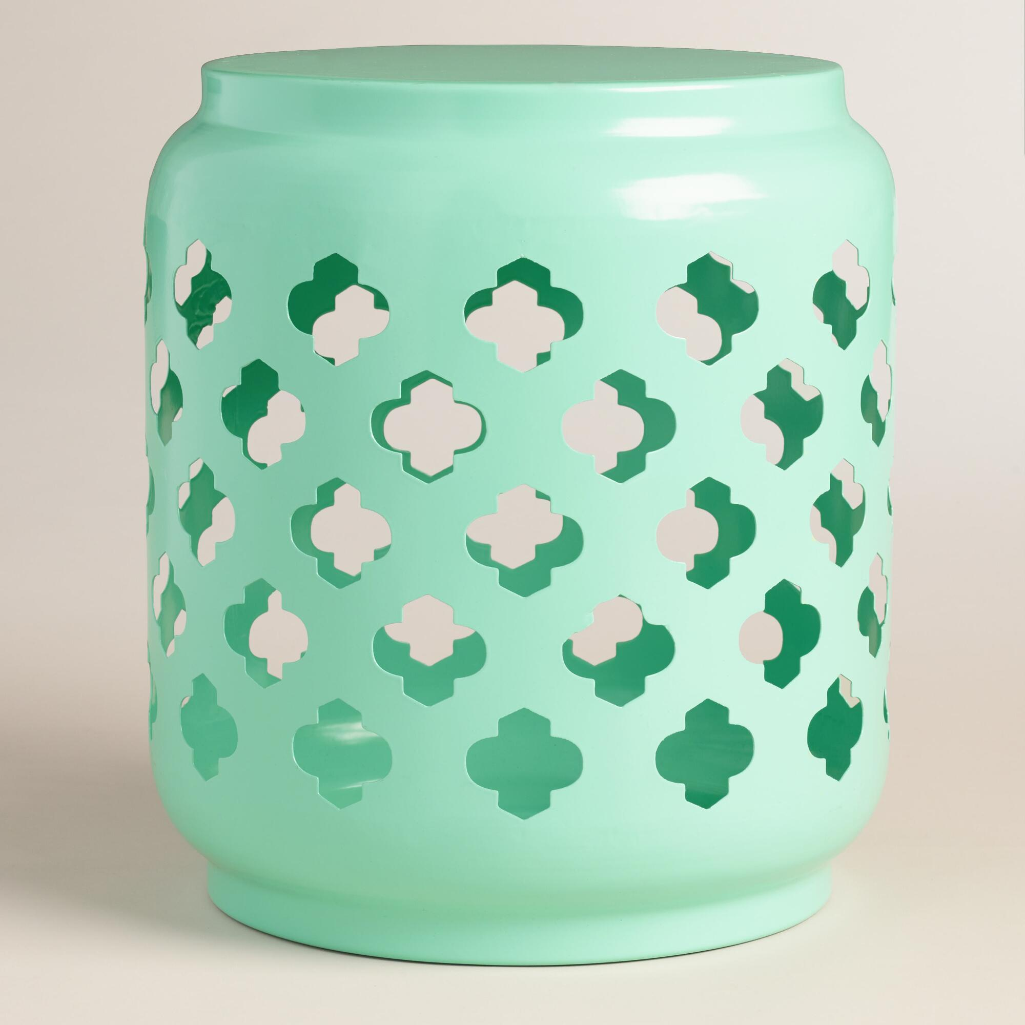 Great garden stool for decorating interior ideas with ceramic garden stool