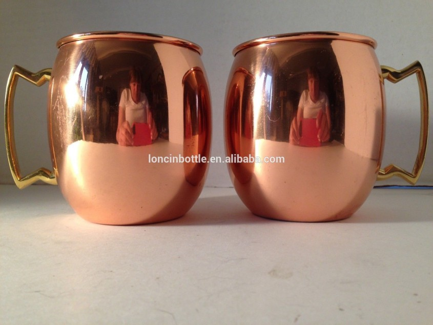 Great Hammered Copper Mugs For Unique Furniture With Hammered Copper Moscow Mule Mugs