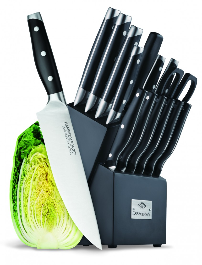 Great Hampton Forge Knife Set For Kitchen With Hampton Forge Cutlery Set
